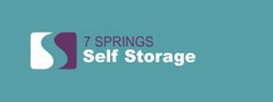 7springsselfstorage.com Logo
